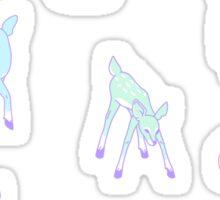 Kawaï fawn pattern Sticker