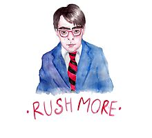 Rushmore: Max Fischer Photographic Print