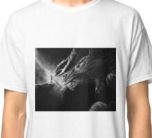 Valley of the Shadow Original Charcoal art Classic T-Shirt