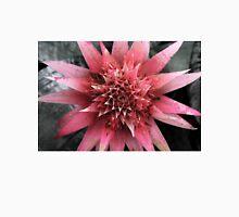 Pink Spike Flower Unisex T-Shirt