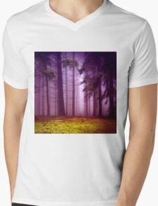 fog Mens V-Neck T-Shirt