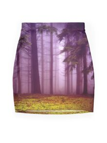 fog Mini Skirt