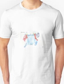 Blustery Day Unisex T-Shirt