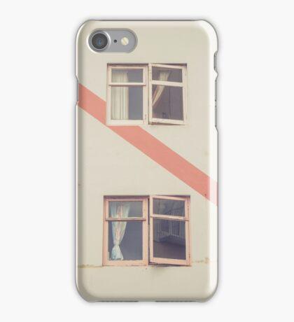 Striped Wall iPhone Case/Skin