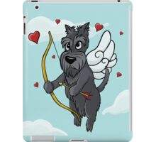 Cupid Scottish Terrier iPad Case/Skin