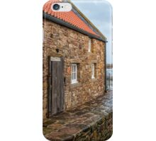 Coastal View in Anstruther iPhone Case/Skin