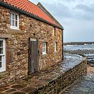 Coastal View in Anstruther by Jeremy Lavender Photography