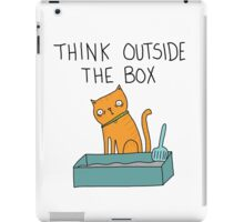 Creative Cat iPad Case/Skin