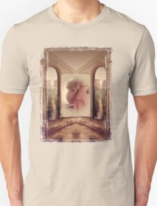 a travelling perfomance Unisex T-Shirt