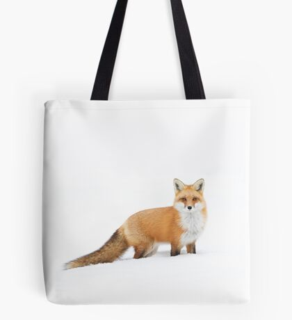 Red Fox - Algonquin Park Tote Bag