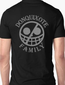Donquixote Family (Grey Version) Unisex T-Shirt