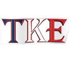 Patriotic TKE Poster