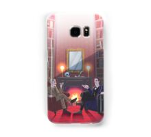 Discussion at 221B Samsung Galaxy Case/Skin