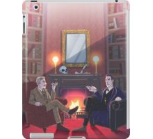 Discussion at 221B iPad Case/Skin