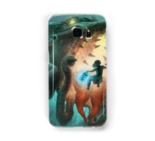 Inoculating the Water Dragon  Samsung Galaxy Case/Skin