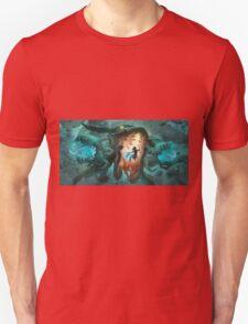 Inoculating the Water Dragon  T-Shirt