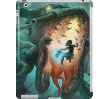 Inoculating the Water Dragon  iPad Case/Skin