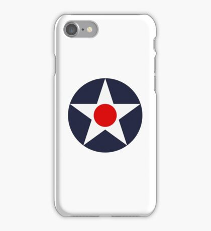 The United States Army Air Corps (USAAC) iPhone Case/Skin