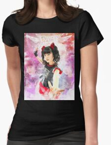 BABYMETAL - ANGEL OF DANCE Womens Fitted T-Shirt