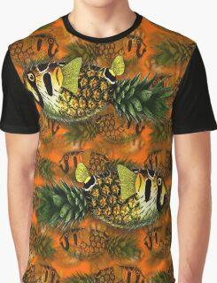 pineapple puffer phish [pppfff!!!] Graphic T-Shirt