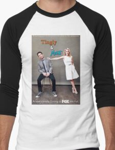 Tingly & Moist: The Merchandise Men's Baseball ¾ T-Shirt