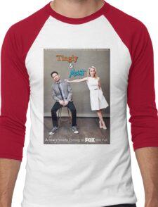 Tingly & Moist: The Merchandise Men's Baseball ¾ T-Shirt