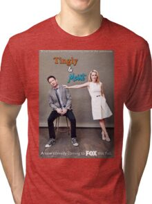 Tingly & Moist: The Merchandise Tri-blend T-Shirt