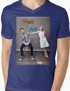 Tingly & Moist: The Merchandise Mens V-Neck T-Shirt