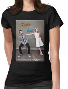 Tingly & Moist: The Merchandise Womens Fitted T-Shirt