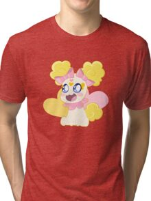 Candy - Glitter Force Tri-blend T-Shirt
