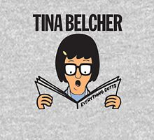 Tina Belcher: Everything Butts (colour print) Unisex T-Shirt