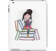 Sitting on a To Be Read list... iPad Case/Skin