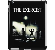 The Exercist iPad Case/Skin