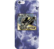 steam velocipede iPhone Case/Skin