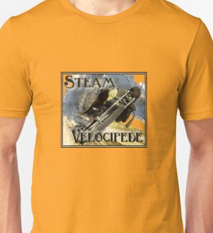 steam velocipede Unisex T-Shirt