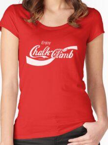 Enjoy Climbing Women's Fitted Scoop T-Shirt