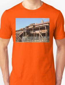Rusty Duck Restaurant and Saloon, Closed Unisex T-Shirt