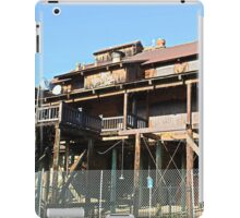 Rusty Duck Restaurant and Saloon, Closed iPad Case/Skin