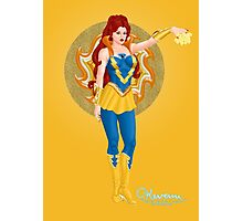 Enchanting Queen of Mysticor by Kevenn T. Smith Photographic Print