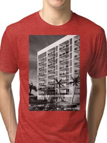 Vacation Hotel Tri-blend T-Shirt