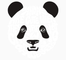 Pandas Are Cute When... Kids Tee