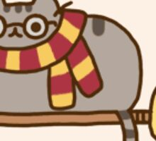 Harry kitty potter Sticker