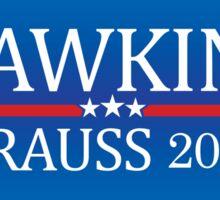 Dawkins Krauss 2016 Sticker