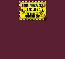 Zombie Research Facility - Fear! Unisex T-Shirt