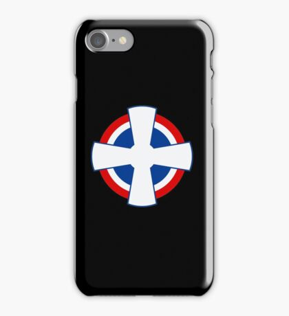 Roundel of the Royal Yugoslav Air Force (1929-1941) iPhone Case/Skin