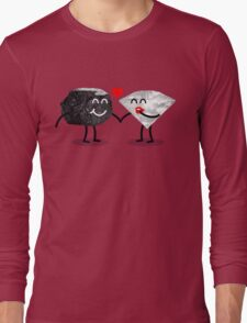 Carbon Dating Long Sleeve T-Shirt