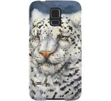 Snow Leopard Samsung Galaxy Case/Skin