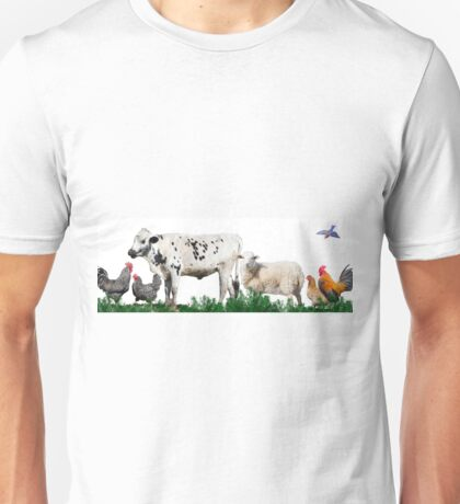 Farm Life Unisex T-Shirt