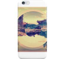 Trippy - Creek iPhone Case/Skin