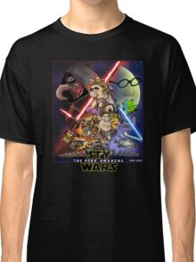 The Pork Awakens Classic T-Shirt